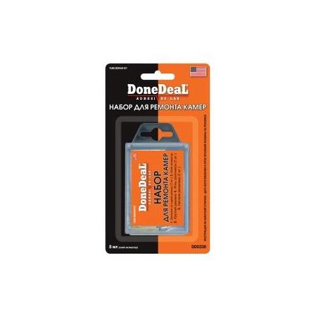 Купить Набор для ремонта камер и надувных резиновых изделий Done Deal DD 0336