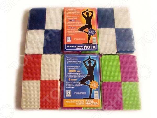 Коврик для йоги складной «Йога» - артикул: 460884