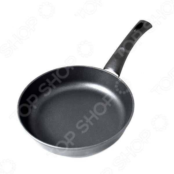 Сковорода с антипригарным покрытием Нева-металл Домашняя