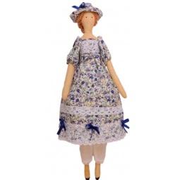 Купить Набор для изготовления текстильной игрушки Кустарь «Софья»