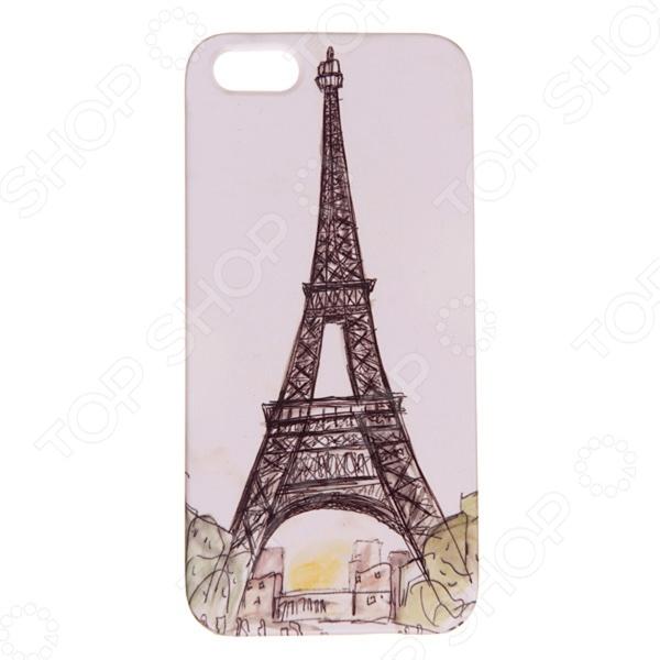 Чехол для iPhone 5 Mitya Veselkov «Париж» стоимость