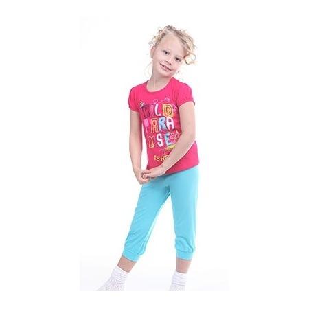 Купить Комплект для девочки: джемпер и капри Свитанак 606545