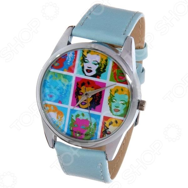 Часы наручные Mitya Veselkov «Много Монро» Color часы наручные mitya veselkov райский сад color