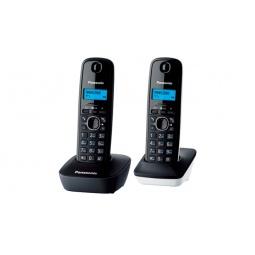 фото Радиотелефон Panasonic KX-TG1612. Цвет: белый, серый
