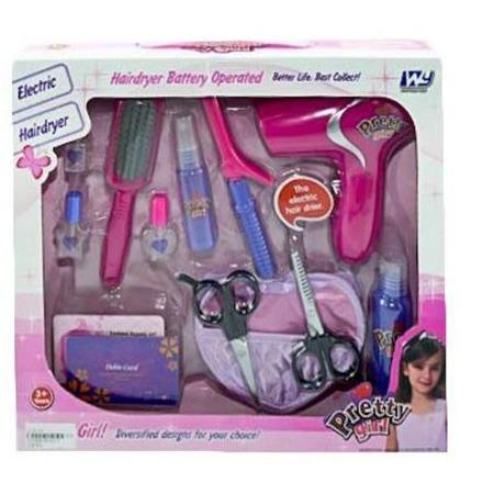 Купить Игровой набор парикмахера Shantou Gepai WY315-3