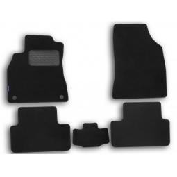 Комплект ковриков в салон автомобиля Novline-Autofamily Audi Q7 2010. Цвет: бежевый - фото 3