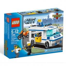 фото Конструктор LEGO Перевозка заключенных