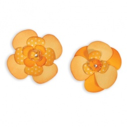 фото Форма для вырубки Sizzix Bigz Die Слои для цветочков