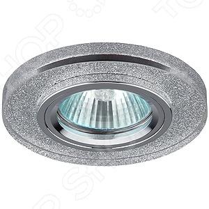 Светильник светодиодный встраиваемый Эра DK7 CH/SHSL
