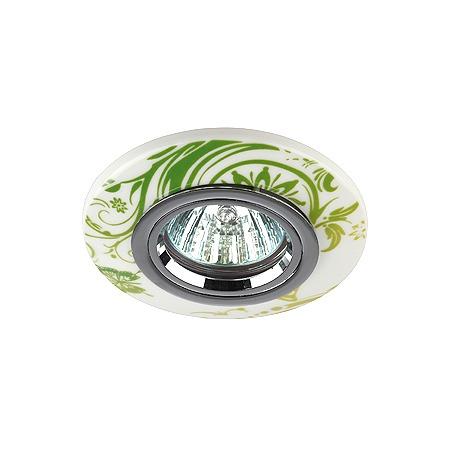 Купить Светильник светодиодный встраиваемый Эра DK62 CH/WH/GR