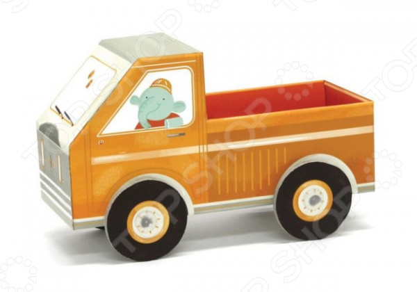 Фигурка сборная Krooom Fold My «Ремонтная машина»Игровые конструкторы<br>Фигурка сборная Krooom Fold My Ремонтная машина набор из деталей, с их помощью собирается игрушечная фигурка машинки для детских игр. Все детали имеют водостойкое покрытие, безопасное для детей. Не содержат вредных веществ. Материал изготовления на 100 перерабатываемый.<br>