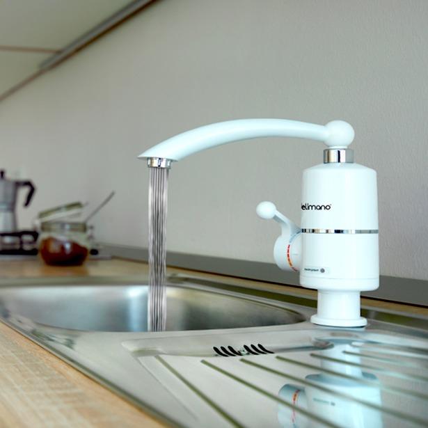 Проточный водонагреватель Delimano - купить электрический кран ... f1943418bb983