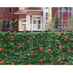 Купить Изгородь декоративная Garden Deco Дикий виноград с вплетением петуньи