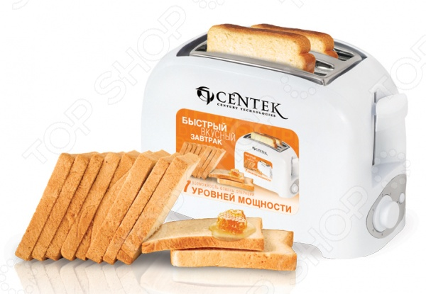 Тостер Centek CT-1420 тостер centek ct 1428
