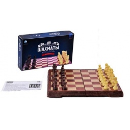 фото Шахматы классические магнитные Shantou Gepai 625916