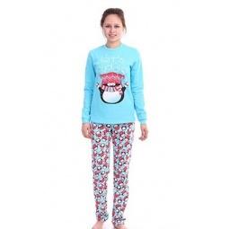 фото Пижама для девочки Свитанак 227579. Рост: 134 см. Размер: 36