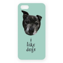 Купить Чехол для IPhone 5 Mitya Veselkov I Like Dogs