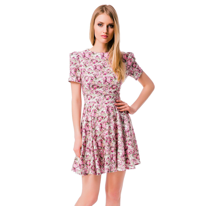 6ac13c42628d6 Платье Mondigo 5046. Цвет: молочный. Размер одежды: 48 купить по ...