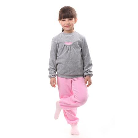 Купить Комплект для девочки: джемпер и брюки Свитанак 645891
