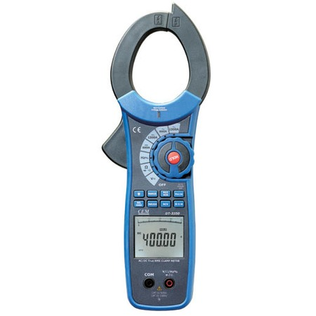 Купить Клещи токовые измерительные СЕМ DT-3352