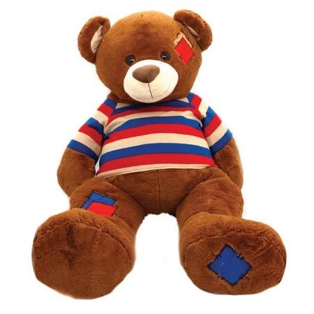 Купить Мягкая игрушка Fluffy Family «Мишка Топтыжка в кофте»
