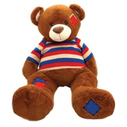 фото Мягкая игрушка Fluffy Family «Мишка Топтыжка в кофте»