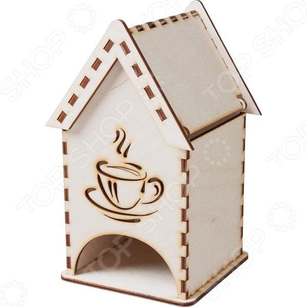 Домик для хранения чая Банные штучки 32330