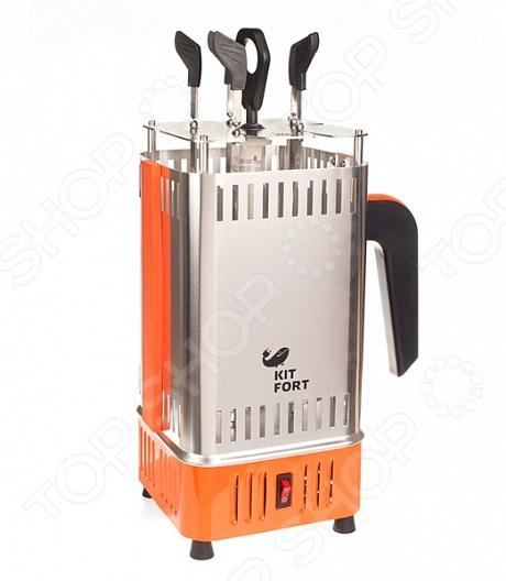 Электрошашлычница KITFORT КТ-1403 все цены