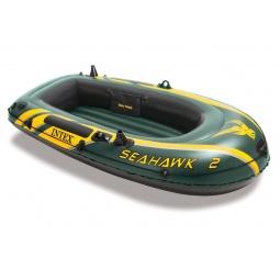 фото Лодка надувная Intex Seahawk 2