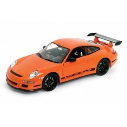 Купить Модель машины 1:24 Welly Porsche 911 (997) GT3 RS. В ассортименте