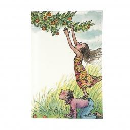 Купить Обложка для паспорта Mitya Veselkov «День сбора яблок»