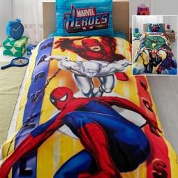 фото Детский комплект постельного белья TAC Marvel heroes 2012. В ассортименте
