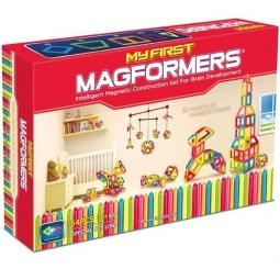 Купить Конструктор магнитный Magformers My First Magformers 54