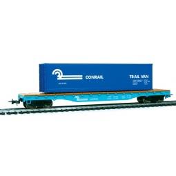 фото Вагон-платформа со съемным контейнером Mehano CONRAIL