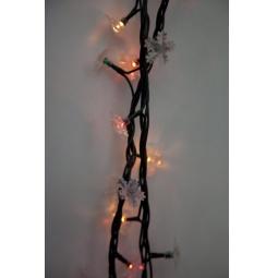 фото Гирлянда электрическая Новогодняя сказка «Снежинки» 971239