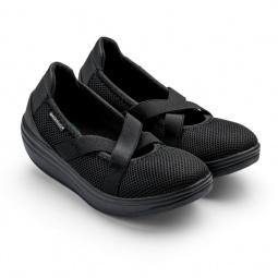 Купить Балетки адаптивные спортивные Walkmaxx 2.0. Цвет: черный