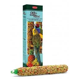 Купить Лакомство для волнистых попугаев и экзотических птиц Padovan 02071 «Палочки фруктовые»