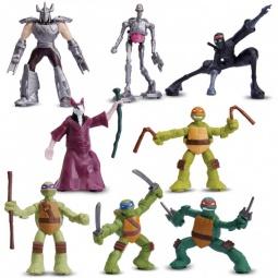 фото Набор мини-фигурок Turtles 91200. В ассортименте