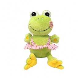 фото Мягкая игрушка интерактивная Maxiplay «Веселый лягушонок Фрогги»