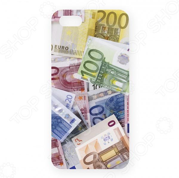Чехол для iPhone 5 Mitya Veselkov «Евро»