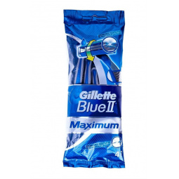 фото Бритва одноразовая Gillette Blue II Max