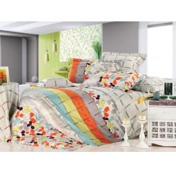 фото Комплект постельного белья Tiffany's Secret «Осенний блюз». 1,5-спальный