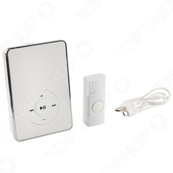 Звонок электрический беспроводной Светозар «Любимая мелодия» 58075 звонок электрический беспроводной светозар карат 58074