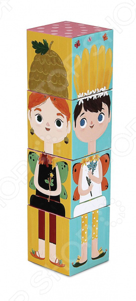Кубики Krooom «Лесные феи»Кубики<br>Кубики Krooom Лесные феи яркий и необычный развивающий набор для вашего малыша. Кубики из ламинированного картона отлично подойдут для развития хватательных рефлексов, мелкой моторики рук, цветового и тактильного восприятия. Красочное оформление в виде стилизованных рисунков сказочных лесных фей обеспечит вашему ребенку гармоничное эмоциональное и умственное развитие. Малыш, вращая кубики, будет создавать новых и необычных персонажей, поэтому игра всегда будет новой, увлекательной и интересной. Игрушки совершенно безопасны для детского здоровья, так как не содержат вредных веществ. Легкие, крепкие и надежные кубики легко ложатся в детскую ручку, поэтому управляться с ними будет очень просто. Каждый кубик имеет влагостойкое покрытие.<br>