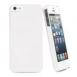 фото Чехол Muvit iGum для iPhone 5 Soft Touch. Цвет: белый