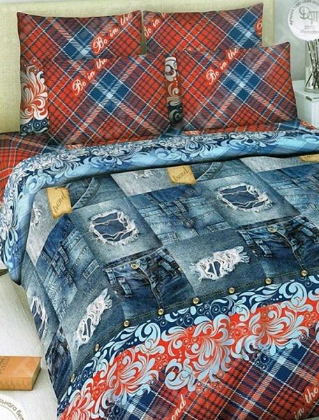 Комплект постельного белья Мар-Текс 4355-1. 2-спальный2-спальные<br>Здоровый и комфортный сон зависит не только от того насколько ваш матрас и подушка мягкие и удобные, но и, не в последнюю очередь, от того на каком постельном белье вы спите ежедневно. Очень важно при выборе постельного белья ориентироваться не только на его цену и яркий дизайн, но и на качество, и тонкость материала. Жесткие и плотные ткани, пусть даже и натуральные, не подходят для ежедневного использования, ведь они могут причинить коже удивительный дискомфорт, вызвав её покраснения и раздражения. Комплект постельного белья Мар-Текс 4355-1 яркий и оригинальный комплект постельного белья, выполненный из мягкой, шелковистой бязи. Этот высококачественный материал изготовляется из нитей 100 натурального хлопка и отличается свой прочностью, экологичностью и мягкостью. Он не будет вызывать раздражение или аллергию даже у самой нежной и чувствительной кожи. Легкая и гигроскопическая ткань практически не мнется, поэтому белье не собирается в грубые складки даже во время самого беспокойного сна, не подвержена образованию катышков. Этот комплект белья вас покорит, благодаря тому, что легко стирается и гладится. Он не растягивается и прекрасно держит свою форму даже после многократных стирок. Комплект постельного белья Мар-Текс 4355-1 отличается удивительной тонкостью и качеством, которое придает ему особую изысканность. Он не потеряет свой цвет и текстуру даже после многочисленных стирок. Интересный и необычный дизайн белья станет прекрасным дополнением интерьера любой комнаты. Чтобы постельное белье прослужило как можно дольше, его рекомендуется стирать при температуре 40 С без использования сильных отбеливающих веществ. Не стирайте белье с другими вещами. Чтобы рисунок сохранил свою яркость и насыщенность как можно дольше, стирайте и гладьте белье с изнаночной стороны.<br>