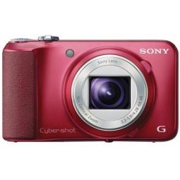 фото Фотокамера цифровая SONY DSC-H90. Цвет: красный