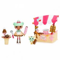 фото Набор игровой для девочки Lalaloopsy «Интерьер. Магазин мороженого»