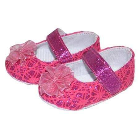 Купить Пинетки HOBBY LINE «Бантик» ЯВ120864. Цвет: розовый