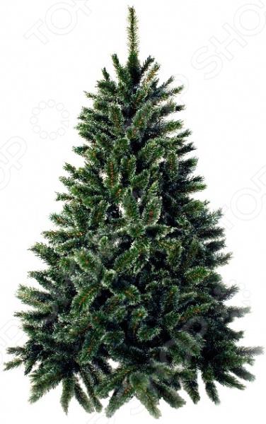Ель искусственная Crystal Trees «Кедр Сибирский»Елки<br>Зимние праздники самые любимые и долгожданные и это не удивительно! Ведь Рождество и Новый Год это всегда ожидание чего-то невероятного, сказочного и волшебного! Для каждого, праздник представляется по своему: кто-то любит его отмечать дома за праздничным столом в кругу семьи, для кого-то это замечательный повод устроить веселый костюмированный карнавал, кто-то и вовсе предпочитает отправиться в заснеженные дали, отмечать праздник в гостях у самого Деда Мороза! Однако, где бы и как бы вы не отмечали зимние праздники, для создания по-настоящему праздничной и сказочной атмосферы очень важно уделить особое внимание украшению и оформлению интерьера. Яркие елочные шары, свечи и разноцветные огни гирлянд и конечно празднично украшенная елка все это поможет воссоздать атмосферу настоящей новогодней сказки. Ель искусственная Crystal Trees Кедр Сибирский - станет главным праздничным украшением. Такая красавица не сможет остаться незамеченной. Искусственная ель создаст праздничное настроение в любом интерьере. Дополните сказочную красавицу рождественскими композициями, венками, свечами, гирляндами и конечно, не забудьте положить подарки под елку для самых близких в праздничную ночь!<br>